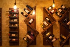 Wine cellar - The Speshilov's Collection